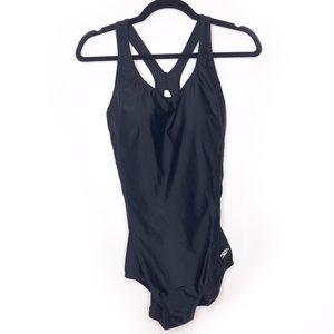 Speedo One Piece Swim Team Style Suit